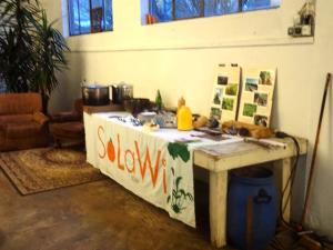 Informationsveranstaltung zur kommenden Anbauperiode 2016 der Solidarischen Landwirtschaft Köln (in der Ehrenfelder Kolbhalle)